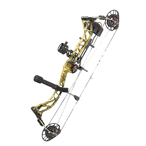 PSE ARCHERY Brute NXT Compound Bow-Hunting-Set-Arrow - Right Hand - 29-70