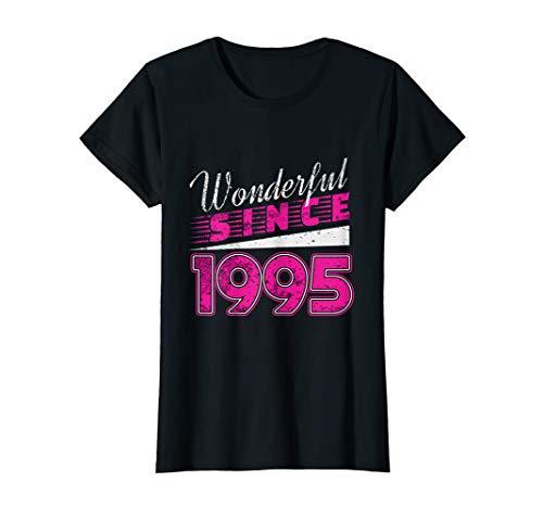 Damen 25ter Geburtstag Frau Geschenk zum 25. Geburtstag T-Shirt