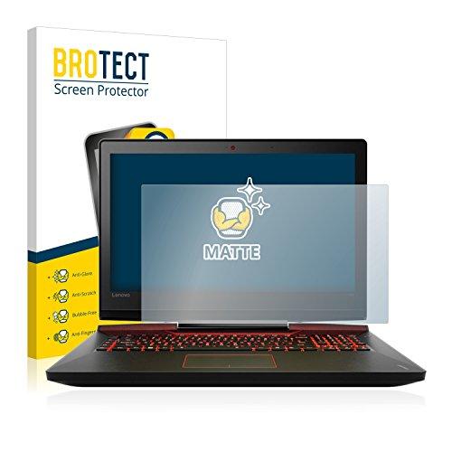 BROTECT Entspiegelungs-Schutzfolie kompatibel mit Lenovo IdeaPad Y900 (17.3