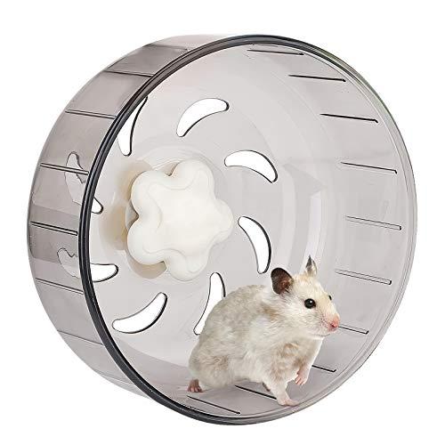 Felenny Hamster Laufrad, Silent Hamster Wheel Laufen Sport Übung Toy für Kleintier Hamster Rennmaus Meerschweinchen