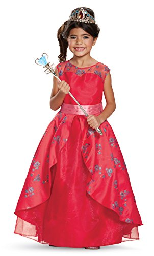 Disney Elena of Avalor Prestige Ball Gown Girls' Costume