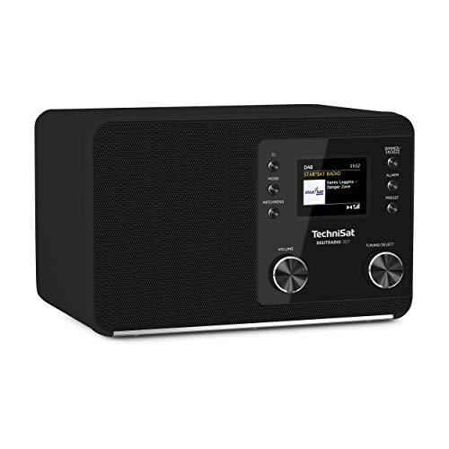 TechniSat DIGITRADIO 307 - DAB Radio (DAB+, UKW,...