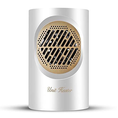 XINGRUI Mini Ventilador de Puntos BG-360 Mini Hogar de Escritorio del radiador del Calentador del Calentador eléctrico de...
