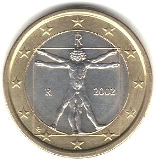 2002 1 euro coin