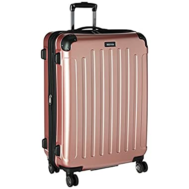 Kenneth Cole Reaction Renegade 28  Abs Expandable 8-Wheel Upright, Rose Gold