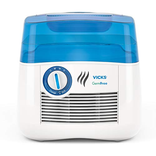 Product Image of the Vicks V3900 Germ Free Cool Mist Humidifier Cool Mist Humidifier to Help Relieve...