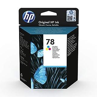 HP 78 C6578D, Tricolor, Cartucho de Tinta Original, compatible con impresoras de inyección de tinta HP Deskjet, HP Officejet, HP PSC (B000051RMG) | Amazon price tracker / tracking, Amazon price history charts, Amazon price watches, Amazon price drop alerts