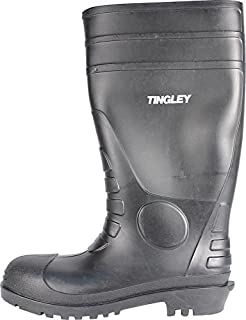 TINGLEY 31151 Economy SZ7 Kneed Boot for Agriculture,...