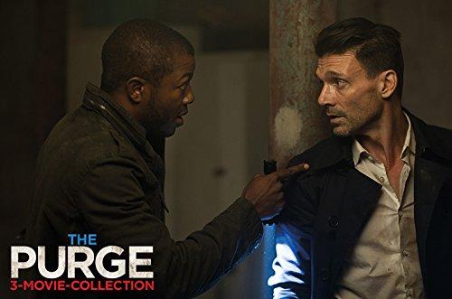 The Purge - Trilogy (3 4K Ultra HD) (+ 3 Blu-ray 2D)