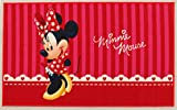 Disney Minnie Mouse Pad 80 x 140 cm