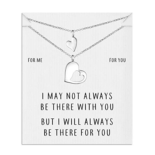 Philip Jones for Me for You Piece of My Heart Necklace Set