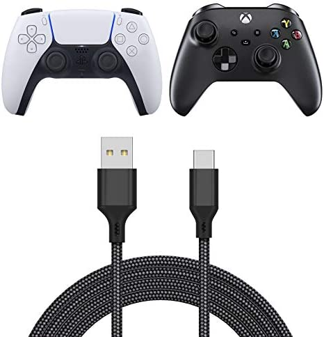 Charging Cable for Xbox Series X Series S Controller Fast Charging USB Type C Charger Cord Campatible product image