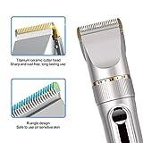 Zoom IMG-1 tagliacapelli professionale elettrico macchinetta per