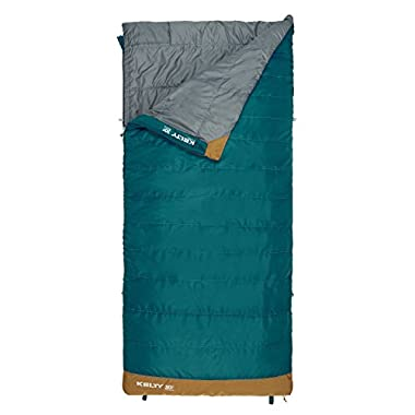 Kelty Callisto 30 Degree Regular Sleeping Bag, Deep Teal