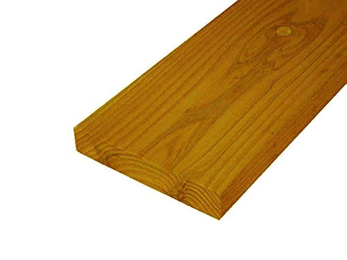 ビジター奪うお互いWOODPRO DIY素材 国産杉(新材) 厚21×幅120×長さ1090mm ハニー色(屋内専用)