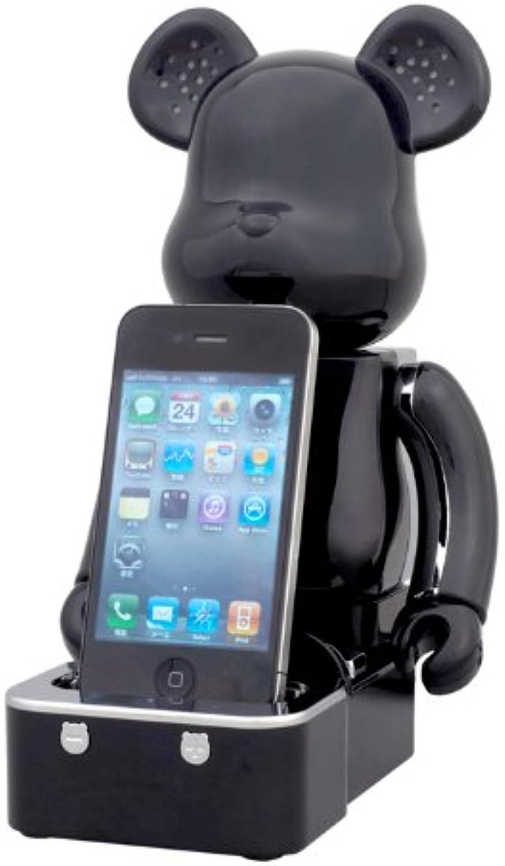 BE@RBRICK  Speaker System [Black ver.]