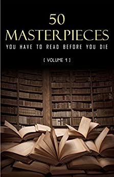 Book's Cover of 50 Masterpieces you have to read before you die vol: 1 (Kathartika™ Classics) (English Edition) Versión Kindle