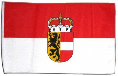 Fahne Flagge Österreich Salzburg 30 x45 cm