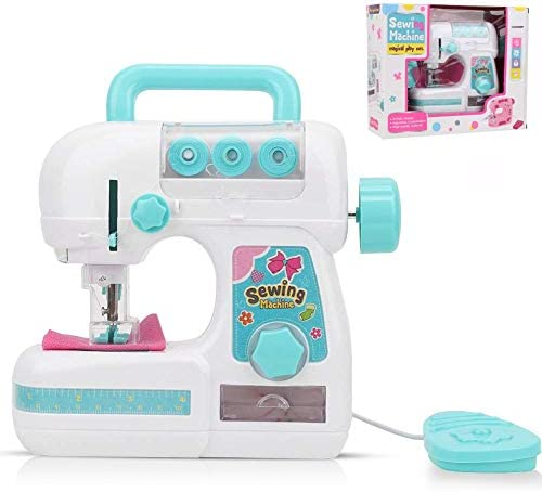 YOUTHINK Kids Sewing Machine Toys Electric Sewing Machine Toys for Children Mini Sewing Machine product image