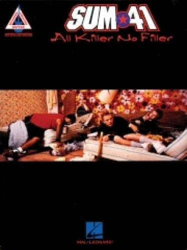 Sum 41 - All Killer No Filler: Guitar Tab