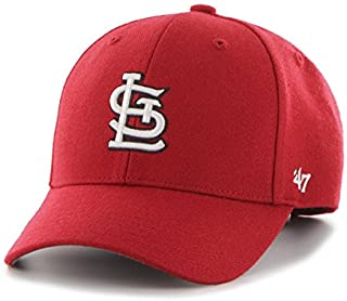 MLB St. Louis Cardinals MVP Adjustable Hat, One Size