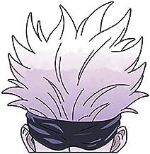 "Jujutsu Kaisen Cartoon Character Satoru Peeking Car Glass Decal Window Home Decoration Sticker 7.5"""