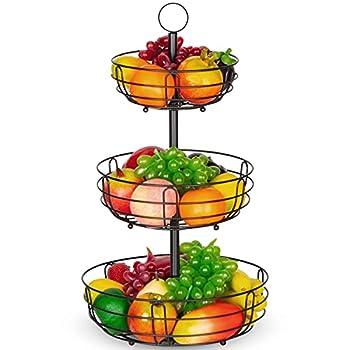 fruit basket 3 tier