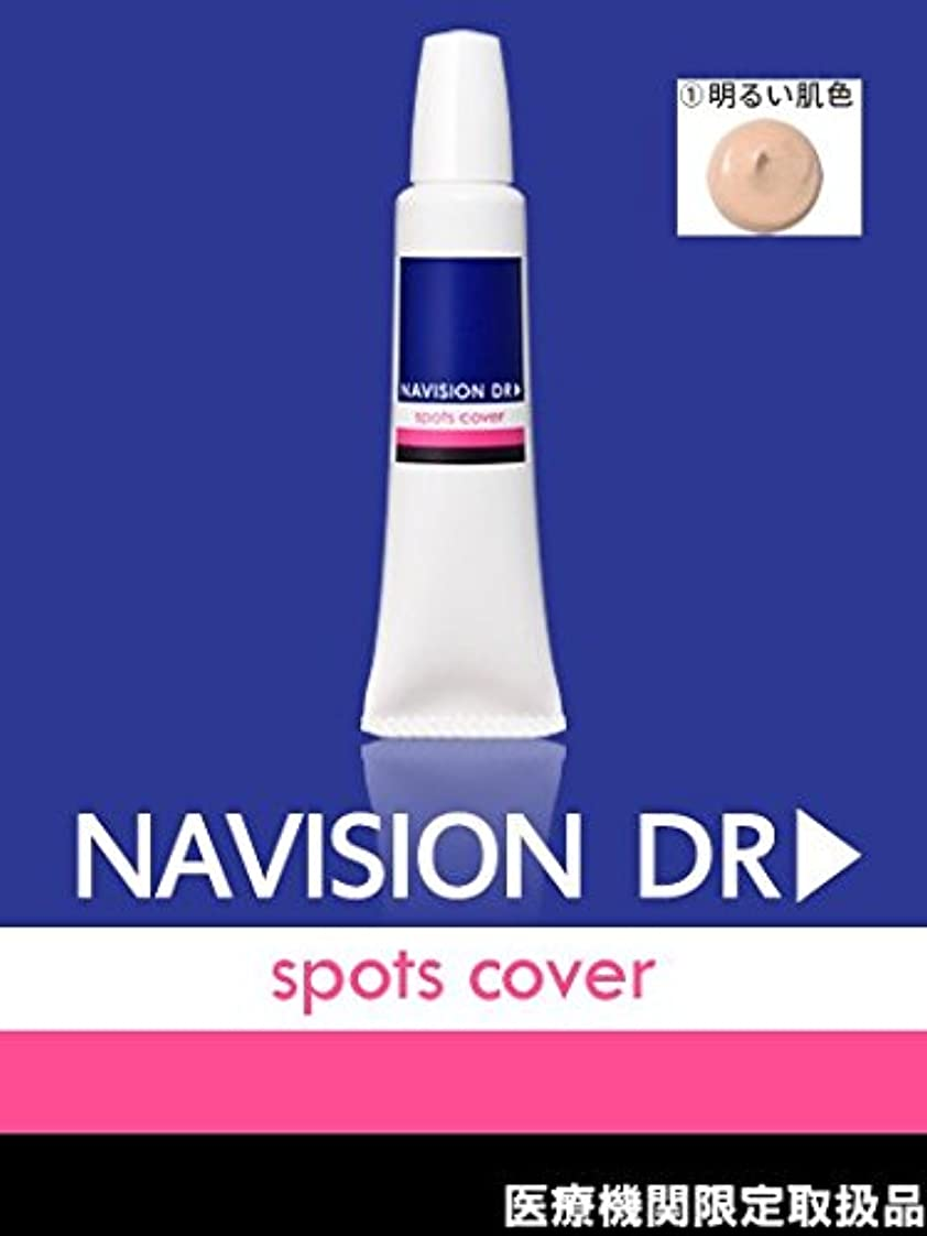 世界的に分離鈍いNAVISION DR? ナビジョンDR スポッツカバー ①明るい肌色 SPF40?PA+++【医療機関限定取扱品】