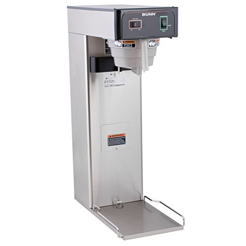 Best Price! BUNN 36700.000899999999 3 Gallon Iced Tea Brewer, Silver/Black