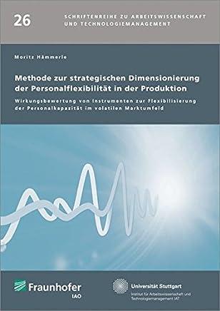 Methode zur strategischen Dimensionierung der Personalflexibilität in der Produktion: Wirkungsbewertung von Instrumenten zur Flexibilisierung der Personalkapazität im volatilen Marktumfeld.