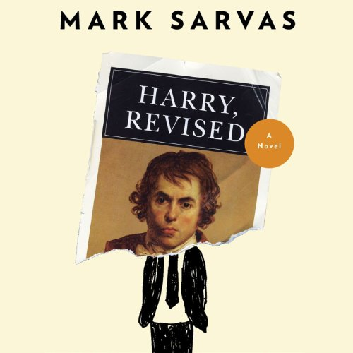 Harry, Revised audiobook cover art