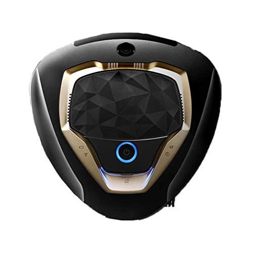 LTLJX Totalmente automática del Robot de Barrido Ultra-Delgado de Carga automático del Robot Limpiador de alfombras for Pisos Duros LUDEQUAN