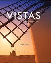 Vistas 4th Ed Workbook/Video Manual, Lab Manual, Answer Key and SSPlus Code (SS, vTxt & WebSAM)