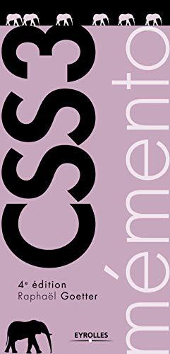 Mémento CSS3
