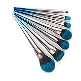 FELICILII Pennello for Trucco sfumato Pennello cosmetico for Fibre Make-up 7 in 1 (Colore : A1)