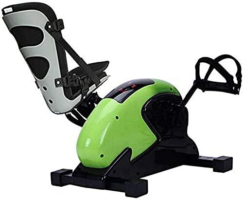 Mini Bicicleta estática RRB para Entrenamiento de piernas y Brazos con Diferentes Niveles de Resistencia Bicicleta RRB para rehabilitación B-B
