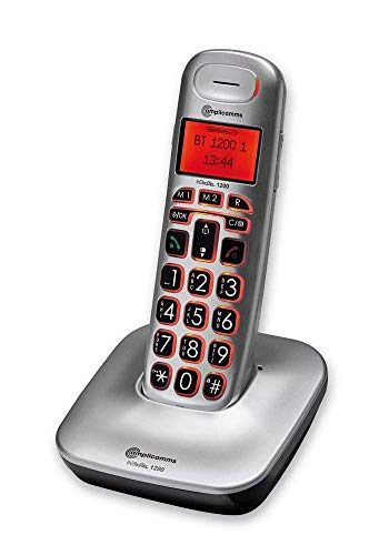 Amplicomms Big Tel 1200 Cordless Telephone