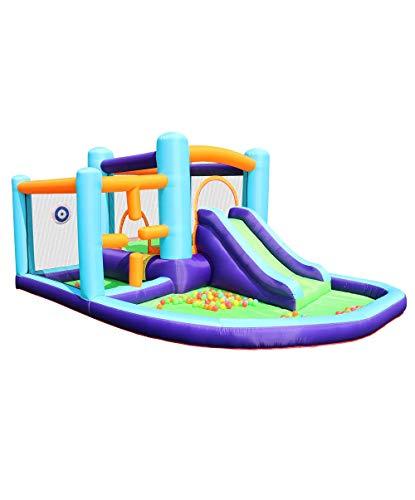 Château Gonflable pour Enfant - Aire de Jeux avec...
