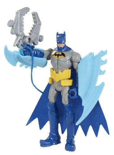 Mattel – Batman – Batarang Claw Batman – Figurine 10 cm et Accessoire