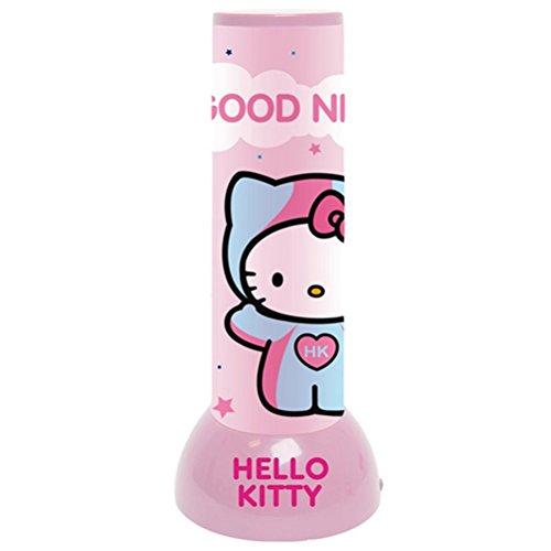 HELLO KITTY LAMPE VEILLEUSE LED ENFANT PLASTIQUE