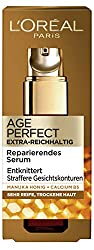 Lightweight, rich anti-ageing intensive care serum with sustainable effect, de-wrinkle the skin and tightening the facial contours, suitable for all skin types Result: intensively nourished and smoother skin without feeling of tension, reduces wrinkl...
