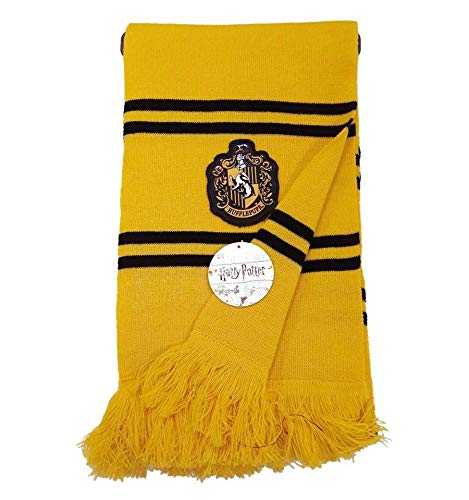 Hufflepuff School Harry Potter sjaal