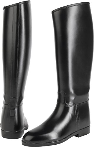 United Sportproducts Germany USG 12150001–439–202 Car/HE Happy Boot Bottes d'équitation Noir Taille 39, L. bei, H 42,5/W 36,5