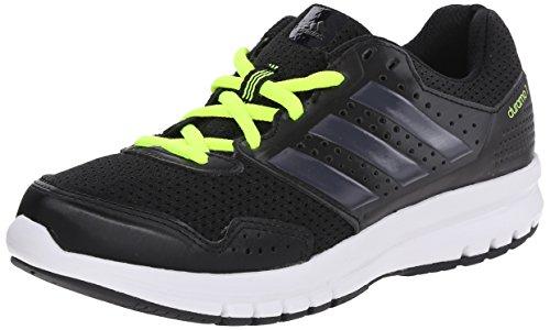 adidas Performance Duramo 7 K Zapatillas de correr (niños pequeños y grandes), color Negro, talla 27.5 EU