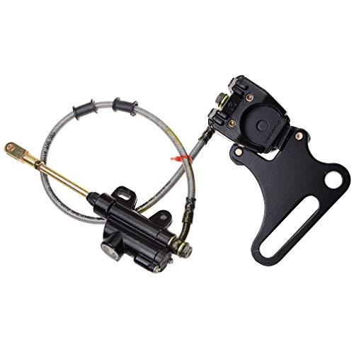 GOOFIT Gruppo freno posteriore Cilindro principale Pinza Coolster SDG SSR 107 110 125 I BK12