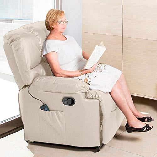 Poltrona Relax Massaggiante Cecorelax 6002