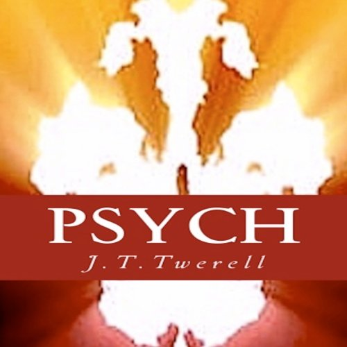 Psych audiobook cover art