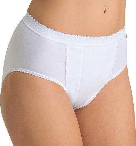 Sloggi Control Tai, Braguita para Mujer, Blanco (0003 White), 40 (38 EU)