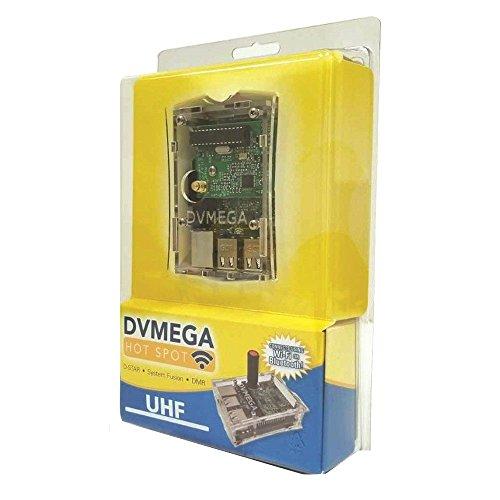 DVMega Singleband UHF with Raspberry Pi 3 Assembled Kit