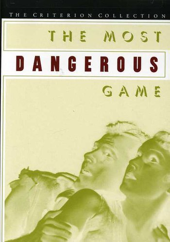 The Most Dangerous Game (The Criterion Collection)